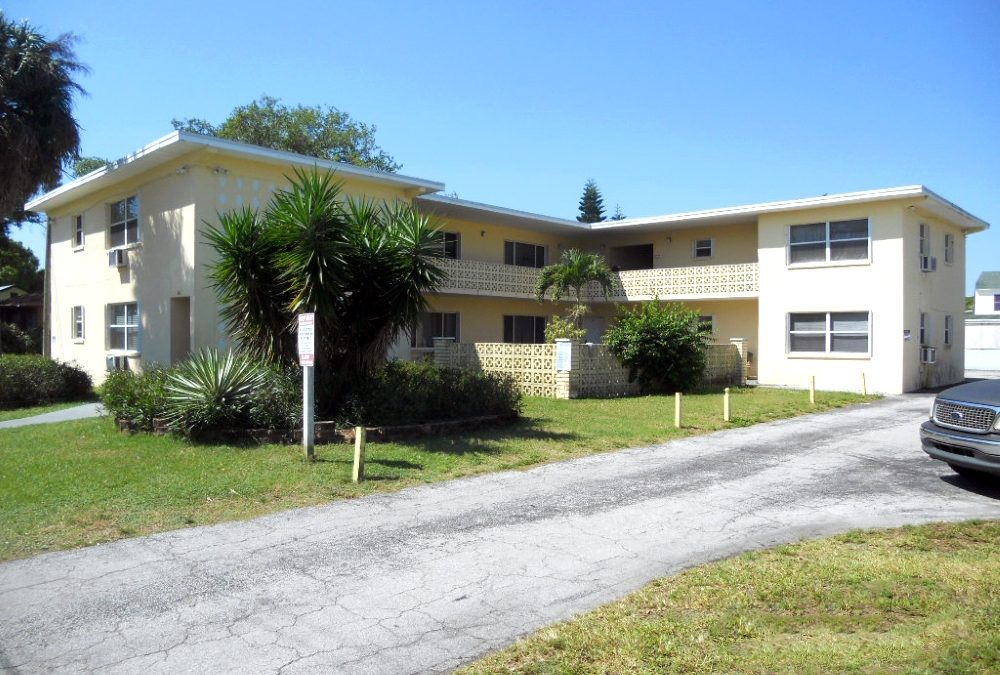 Steeple Apartments in Fort Pierce Acquired