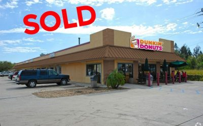 Dunkin' Plaza in Fort Pierce SOLD!