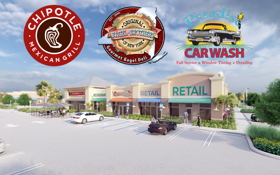 Chipotle & Bagel Brothers joins Baron Shoppes